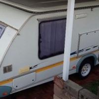 Sprite Swing Caravan 2006