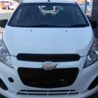 2014 Chevrolet Spark Campus LS 1.2 5Doors, Factory A/C, C/D Player, Central Locking, White in Color,