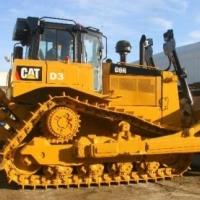 Dozers Caterpillar D8R; Auto Greasing System; SU Blade;