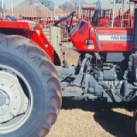 NEW Massey Ferguson 268 Tractor