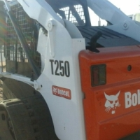 2007 BOBCAT T250