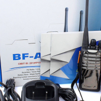 *LOCAL STOCK* 2PCS Baofeng BF-A5 Walkie Talkie UHF Scan VOX Bright Flashlight Two Way Radio, used for sale  Sandton