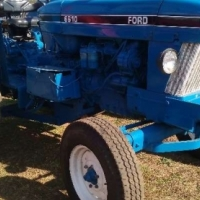 Ford Ford Tractor 6610