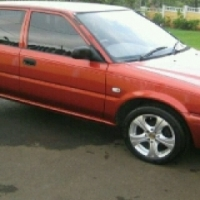 2002 Toyota Tazz LOW KMS