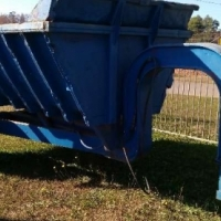 Shawnee Rock Bin Tipping Trailer