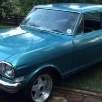 1962 Chevy Nova Partly Restored