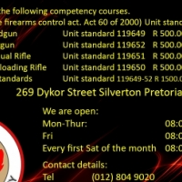 Firearm Competency Courses