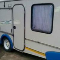 Sprite Splash Karavaan 2011 model