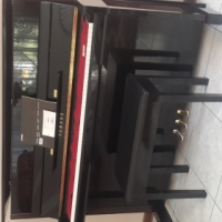 Yamaha JX113TPE Upright Piano + Bench (Urgent Sale)