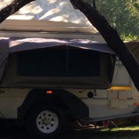Jurgens Excape 4x4 Off-road Caravan