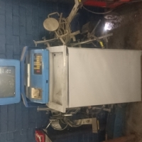 beissbarth alignment machine