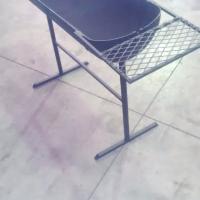 Portable braai stands