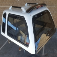 Sa Mystique Toyota Hilux 2005-2015 Extra Cab Canopy for Sale!!!!!