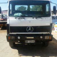 SPECIAL!!!!! Mercedes 8 Ton Rollback!! New Business Owners Welcome