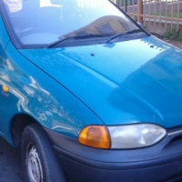 2001 Fiat Palio 1.2 For Sale.