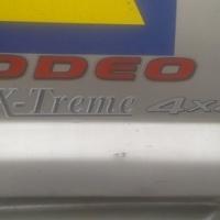 Te ruil vir n KORT GAT PEJERO SUV die is COLT 4x4 D/C 89/150 ETREM 2001