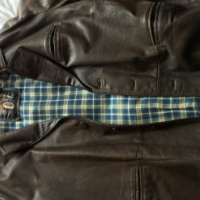 Pierce Arrow Genuine Leather Jacket, used for sale  South Africa