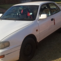 Toyota camry to swap with a bakkie
