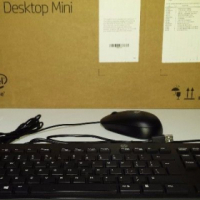 HP Prodesk 600 G2 Tiny Desktop - i7-6700T - 8Gb DDR4 - 500GB HDD