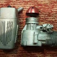 Os 95 glow motor