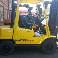 HYSTER XM 2,5 TON DIESEL FORKLIFT FOR SALE!!