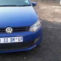 polo 1.4 Model 2006,5 Doors factory A/C And C/D Player
