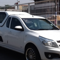 Chevrolet Utility 1.4i with Canopy