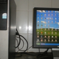 Used Mecer PC in good condition