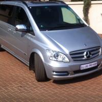 Mercedes Benz Viano: 2013 model