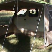 Chana camper for sale