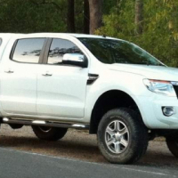 Second Hand Ford Ranger XLT 17'' original mags on sale for R7500 & tyres