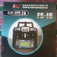 RC Remote radio with receiver