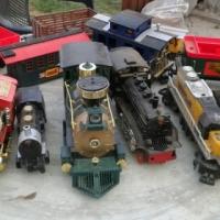 Toys -Locomotives