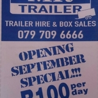 Trailer Hire and Box Sales Plumstead