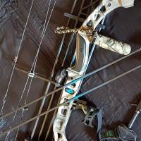 Diamond Razor Edge bow