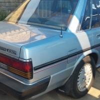 Toyota Cressida 2.4 GL 1991