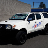 Immaculate 2007 Toyota Hilux 3.0 d4d 4x4 R/B