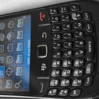 8520 blackberry for sell R250