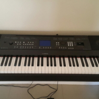 Yamaha Potable Grand DGX - 650