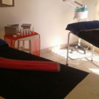 beauty treatment room to rent in a busy salon