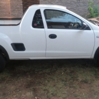 "2011 Chevrolet Corza Bakkie 1.4 ""Good Condition"" Accident free"