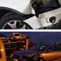 Accident damaged bakkies and cars, we are buying them as they stand without any hassles.;