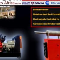 25kVA SIDA Diesel Generator Special