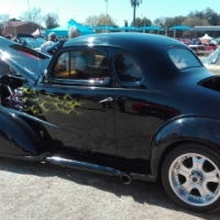 1937 CHEVY COUPE HOT ROD