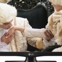 """LG 23.6"""" Personal VA LED TV/Monitor"""