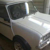 1982 Mini Leyland, Excellent Condition, Mag Wheels, Mini Cooper Seats, Sound