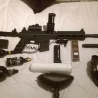 Paintball / Marker Gun Self defense and Sports use.