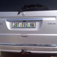 Viano V6 diesel Benz Avandard