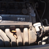 VW Touran Engine and Gearbox