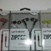zipper earphones, used for sale  East Rand